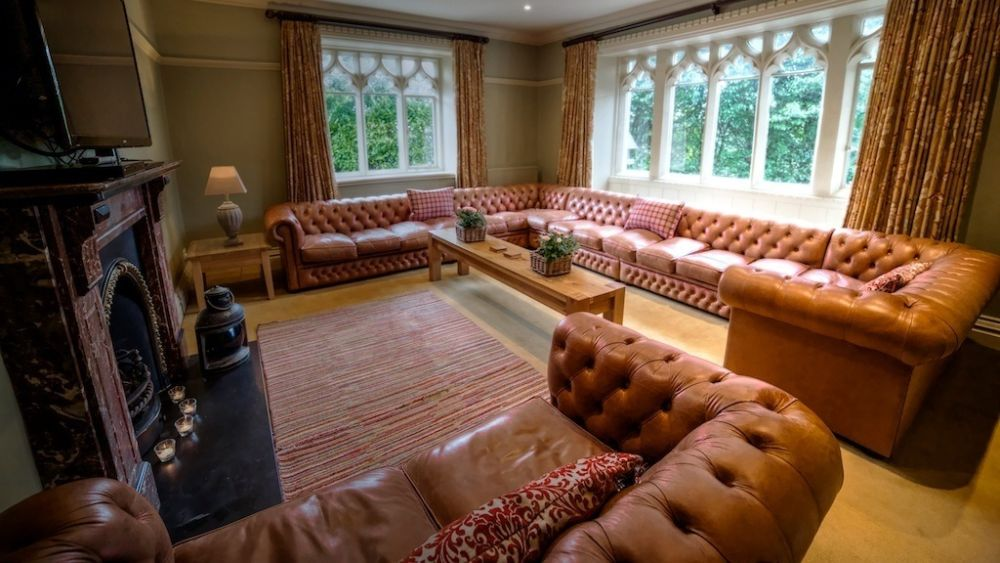 Number One, the Terrace Windermere, luxury, large house in the Lake District, sleeps 14